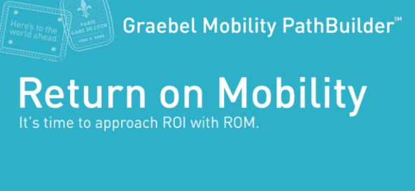 Graebel Launches New 'Return on Mobility' Tool