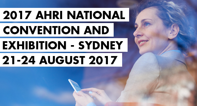 2017 AHRI National Convention and Exhibition