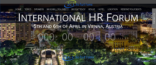 International HR Forum 2018